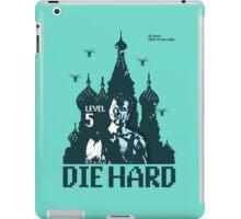 Die Hard... Level 5! iPad Case/Skin