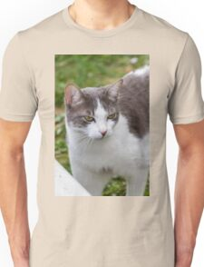 cute cat Unisex T-Shirt