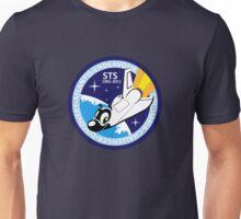 Space shuttle adventures - mission patch Unisex T-Shirt