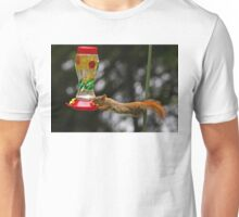 Now what do I do? - Red Squirrel Unisex T-Shirt
