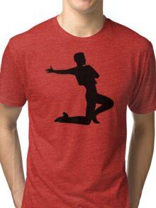 Flamenco man Tri-blend T-Shirt