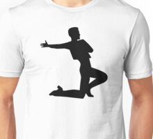 Flamenco man Unisex T-Shirt