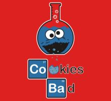 Cookies Bad! Baby Tee