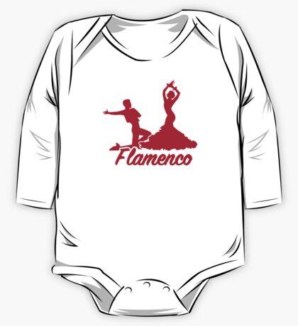 Flamenco One Piece - Long Sleeve