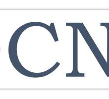 OCNJ Sticker