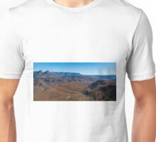 View from the Drakensberg Mountains Unisex T-Shirt