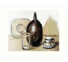 Drinking Vessel Art Print