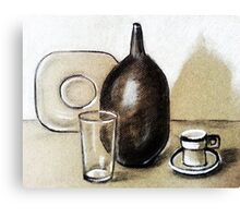 Drinking Vessel Canvas Print