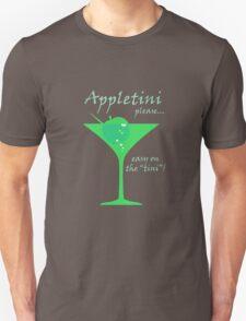 Appletini Unisex T-Shirt