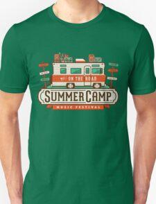 SUMMERCAMP 2016 MUSIC FESTIVAL T-Shirt