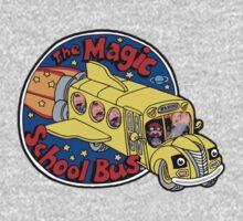 The Magic School Bus Baby Tee