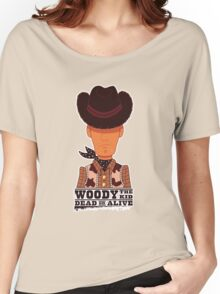 Woody the Kid Women's Relaxed Fit T-Shirt