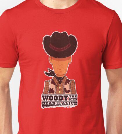 Woody the Kid Unisex T-Shirt