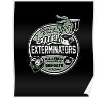 Legendary Exterminators Poster