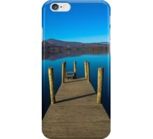 Ulswater Lake district iPhone Case/Skin