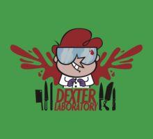 Dexter Laboratory Baby Tee