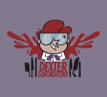 Dexter Laboratory Kids Tee