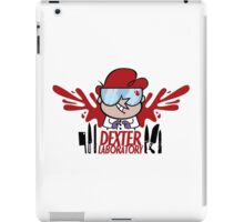 Dexter Laboratory iPad Case/Skin