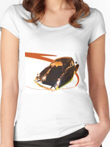 French Curves Women's Fitted Scoop T-Shirt