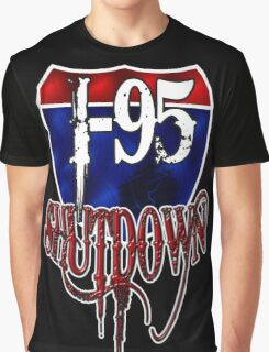 I-95 SHUTDOWN CAR AND TRUCK SHOW  Graphic T-Shirt