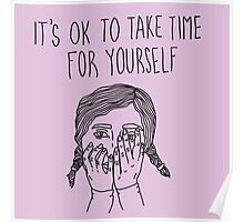 Affirmations: It's OK  Poster