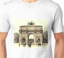Triomphe du Carrousel Unisex T-Shirt