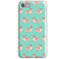 Corgi dog iPhone Case/Skin