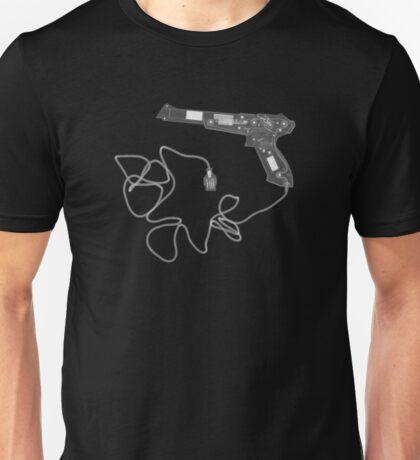 Nintendo NES Zapper - X-Ray Unisex T-Shirt