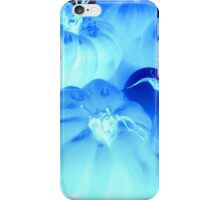 Blue tomatoes iPhone Case/Skin