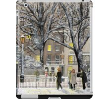 When Time Stops for a Moment - Friday iPad Case/Skin