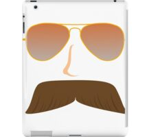 Stereotypical Cop iPad Case/Skin