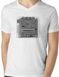 Sega Genesis - X-Ray Mens V-Neck T-Shirt