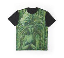 4 Seasons 3/4 - Spring Graphic T-Shirt
