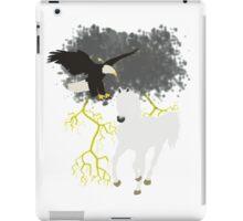 Zeus Vs. Poseidon  iPad Case/Skin