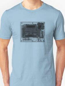 Nintendo Entertainment System (NES) - X-Ray Unisex T-Shirt