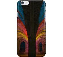 Fountains Abbey Illuminations  iPhone Case/Skin