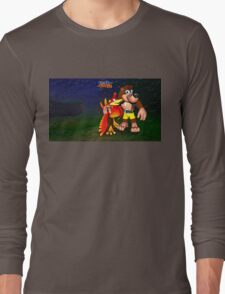 Kazooie Long Sleeve T-Shirt