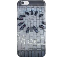 School Shoes iPhone Case/Skin