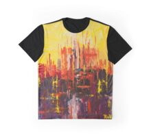 ABSTRACT - Castle Reflections - 2015 Graphic T-Shirt