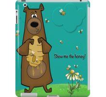 Show Me The Honey iPad Case/Skin