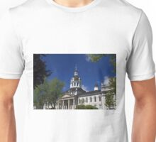 Kingston, Ontario, Canada City Hall Unisex T-Shirt