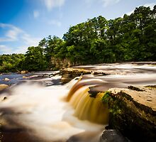 Richmond Falls by Robert  Taylor