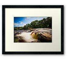 Richmond Falls Framed Print