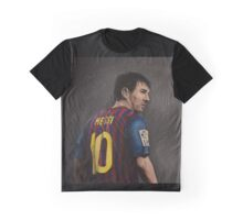 Lionel Messi - Superstar Graphic T-Shirt