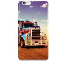 Road Trains of Australia iPhone Case/Skin