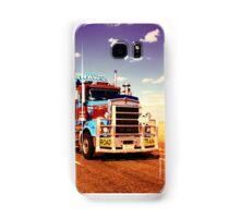Road Trains of Australia Samsung Galaxy Case/Skin