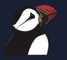 The Puffin's Dream  Kids Tee