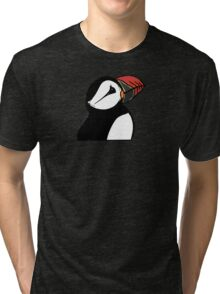 The Puffin's Dream  Tri-blend T-Shirt
