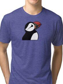 The Puffin's Dream  Tri-blend T-Shirt