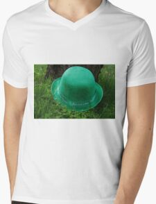 Happy St. Patrick's Day Mens V-Neck T-Shirt